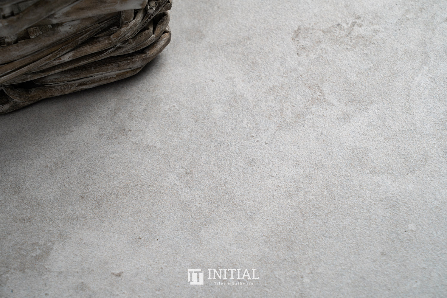 Travertine Look Tile Spirit Silver Matt 600X600