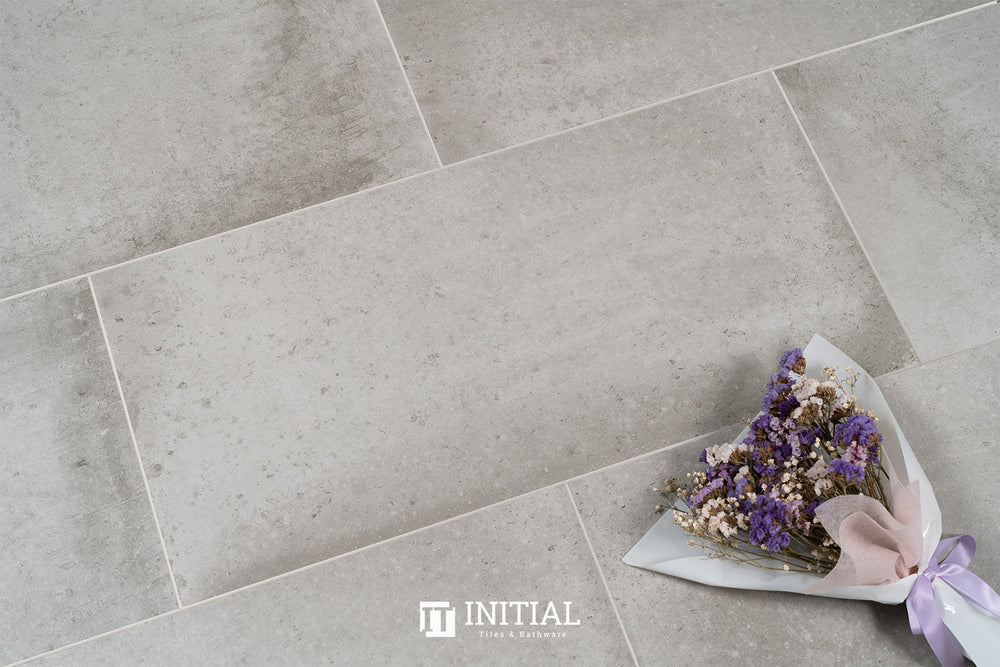 Concrete Look Tile Perth Cement Matt 300X600