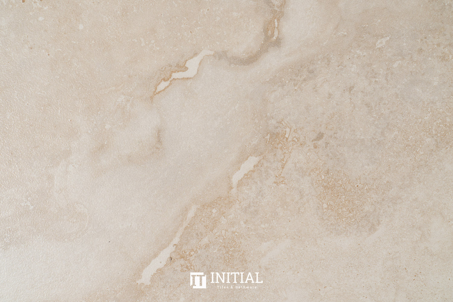 Travertine Look Tile Summer Beige Matt 300X600