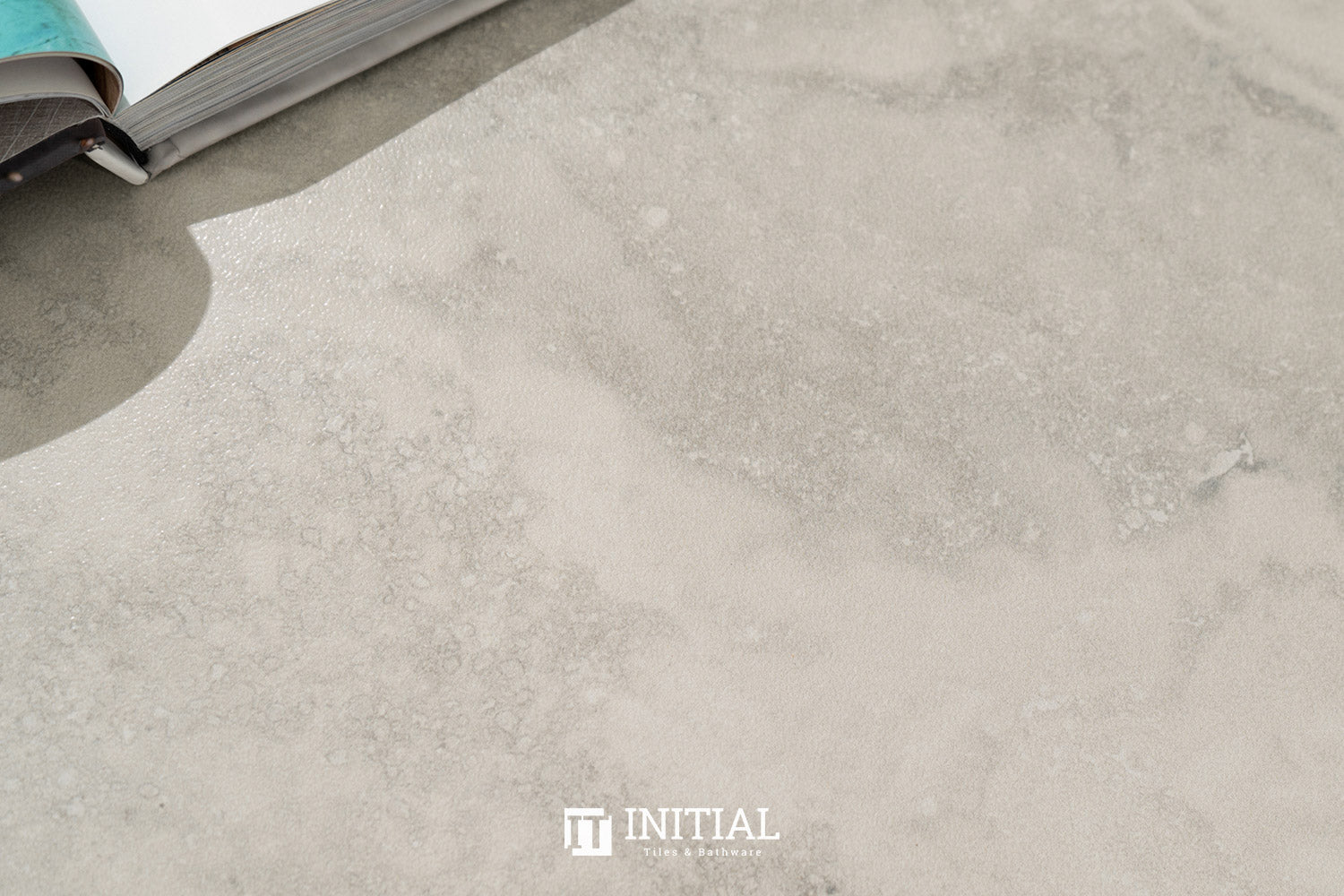 Travertine Look Tile Summer Light Grey Matt 600X600