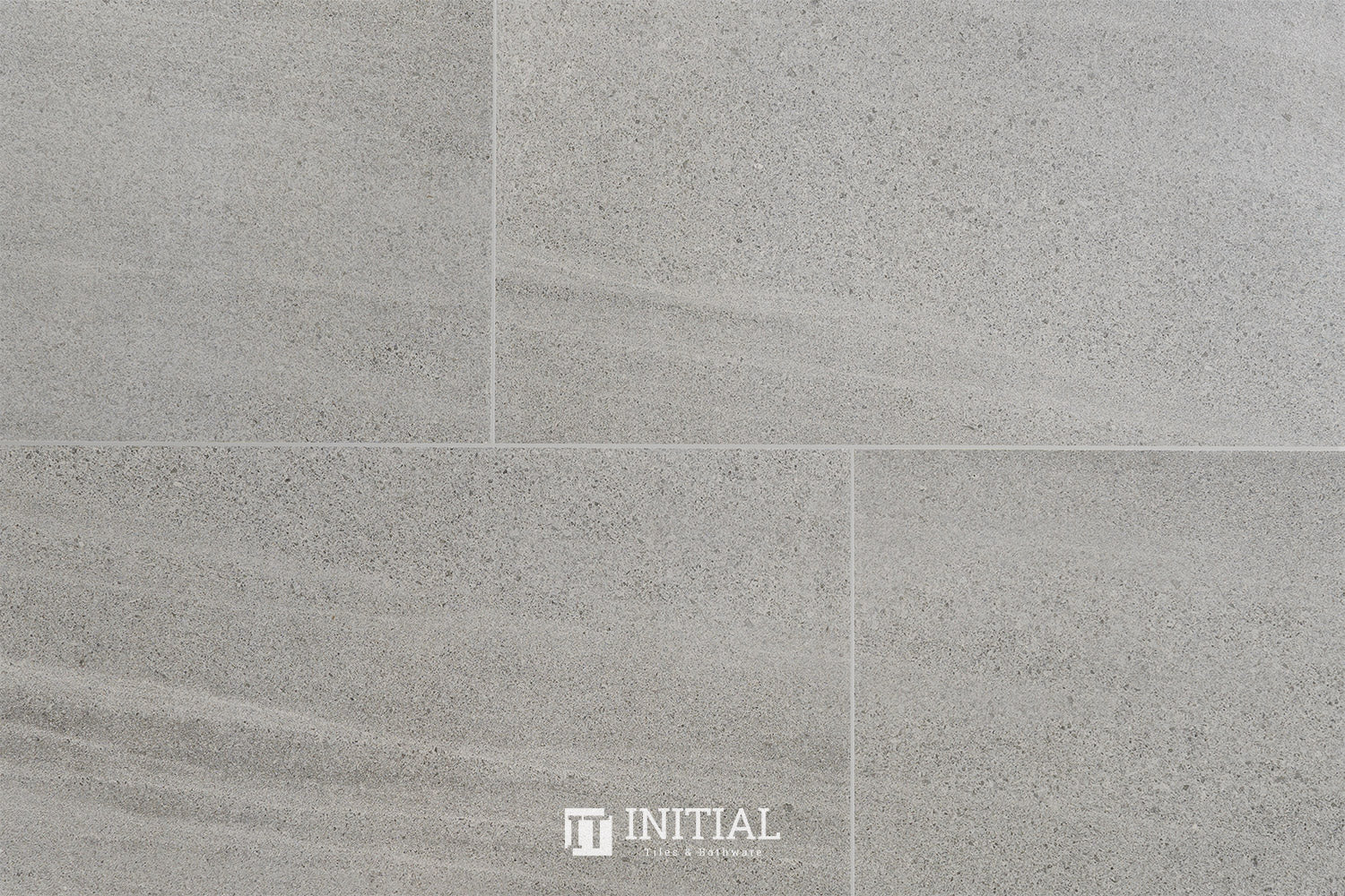 Marble Look Tile New Delhi Light Grey Matt 300X600
