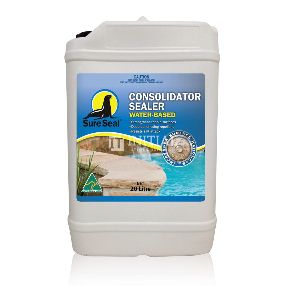 Sure Seal Sealants Consolidator Sealer Water Based 20L