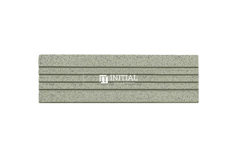 Outdoor Step Tread Speckled Light Grey Graphite 60X200