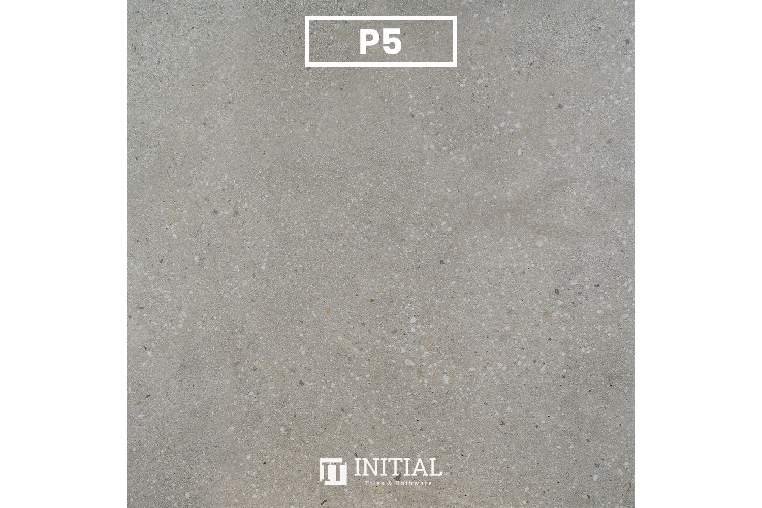 Outdoor Premium Porcelain Paver Concrete Rock Grey 600X600X20