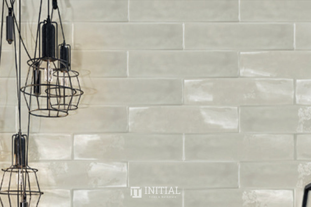 Subway Tile Marshmallow Smoke Gloss 75X300