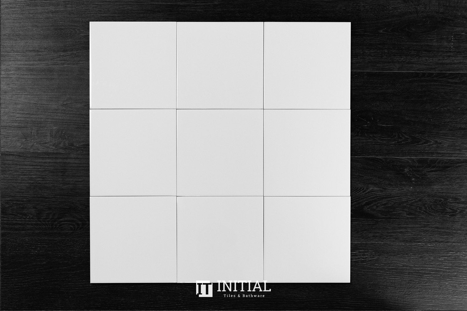 Gloss White Wall Tile  200X200