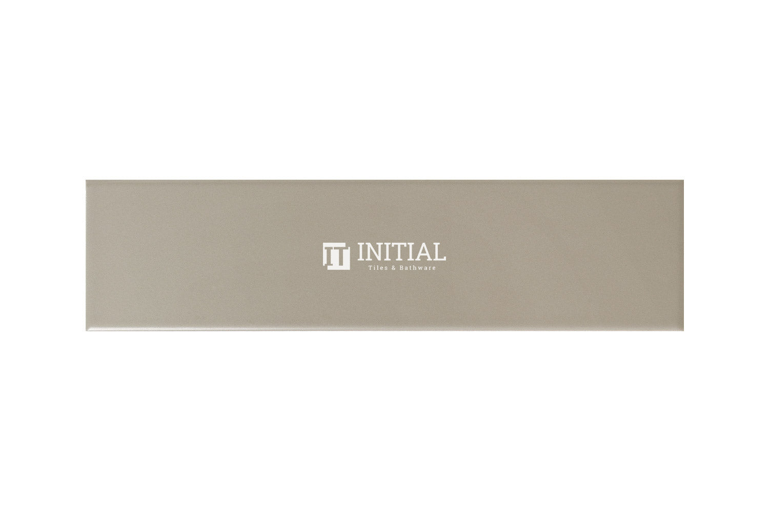 Subway Tile Town Wall Light Taupe Matt 75X300