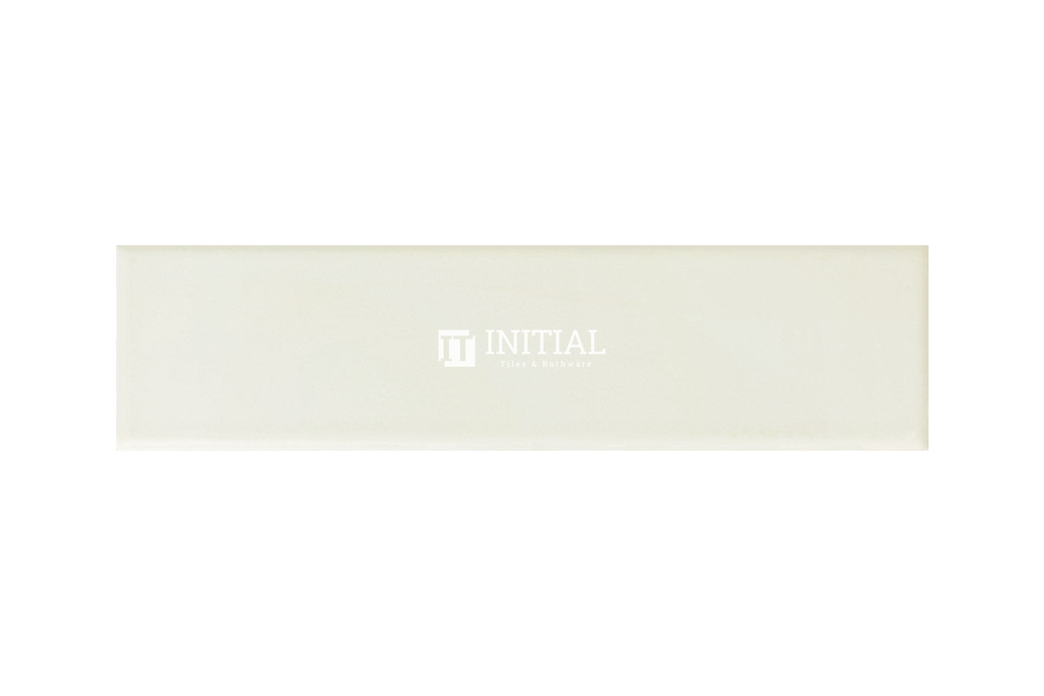Subway Tile Town Wall White Matt 75X300