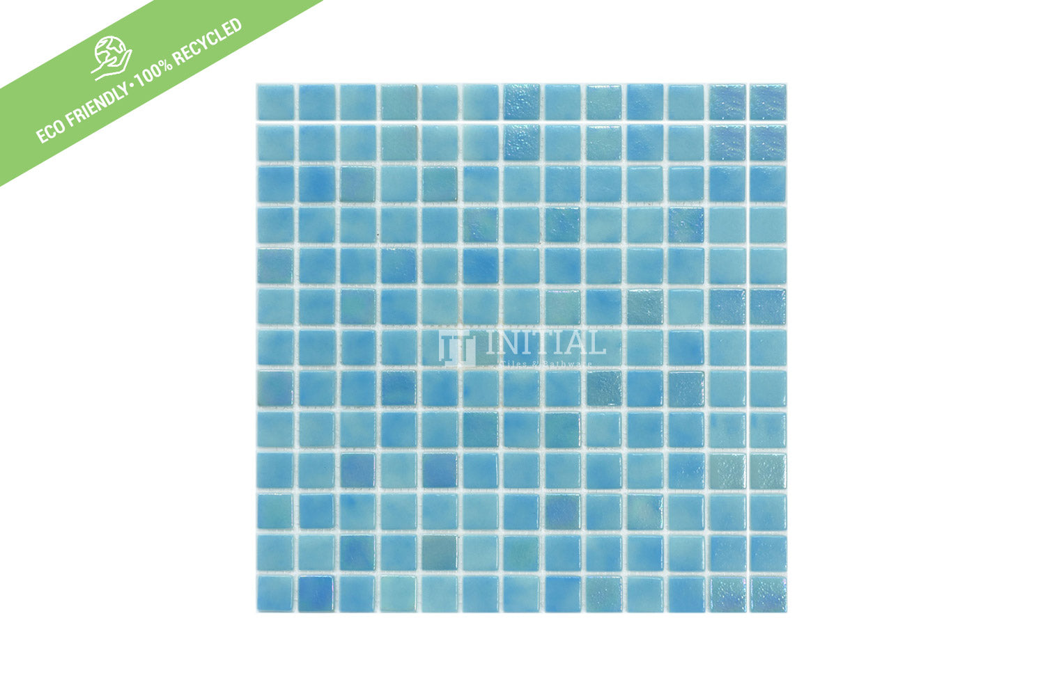 Swimming Pool Mosaic Euro Mosaic Iris Mix Perfect lagoon Mix