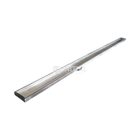 Bathroom Tile Insert 1200mm Stainless Steel Floor Waste Chrome
