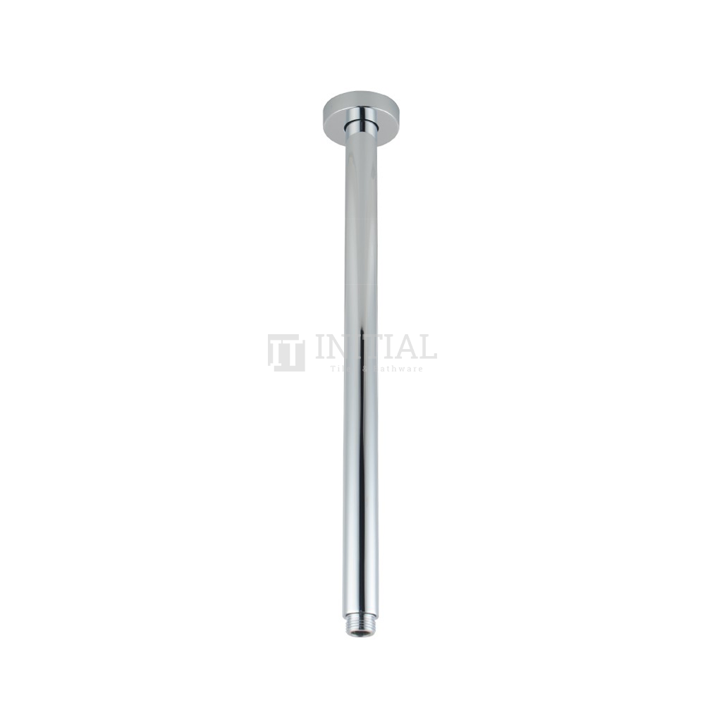 Round Ceiling Shower Arm 400mm Chrome