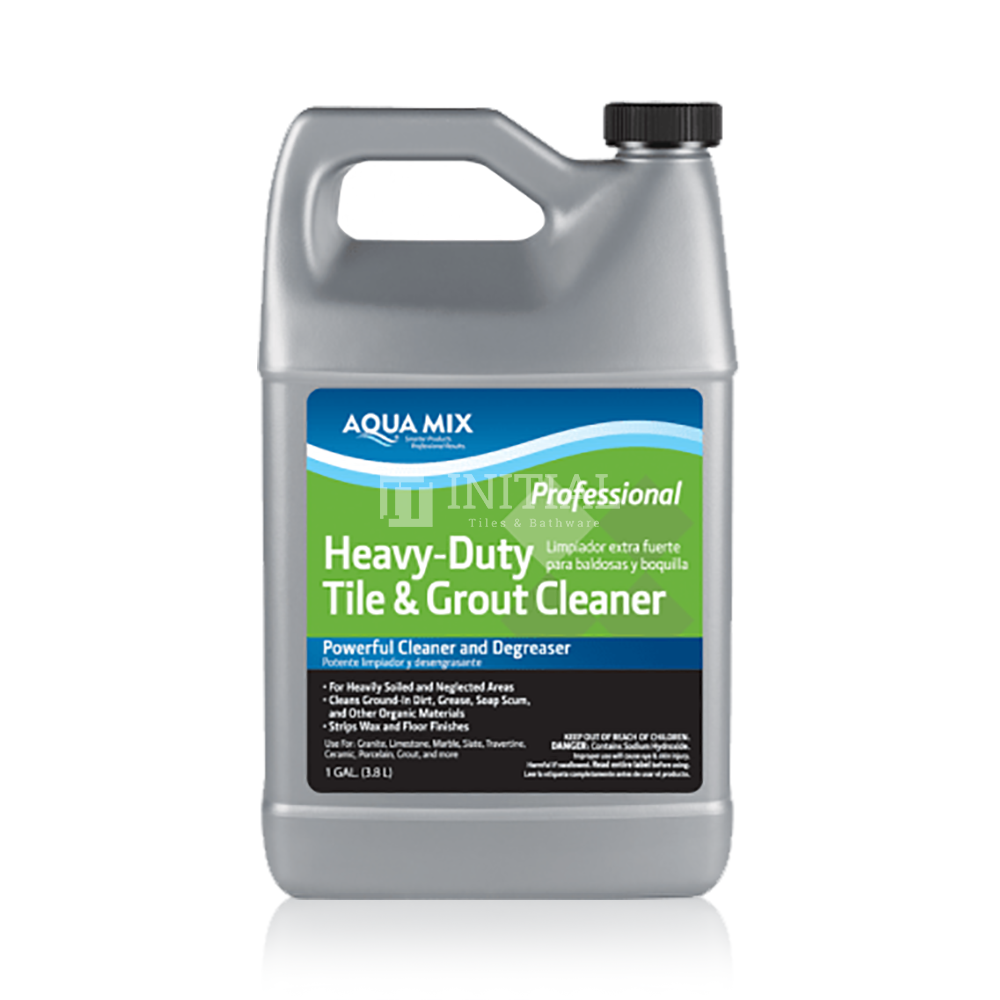 Aqua Mix Heavy-Duty Tile & Grout Cleaner 946mL / 3.8L