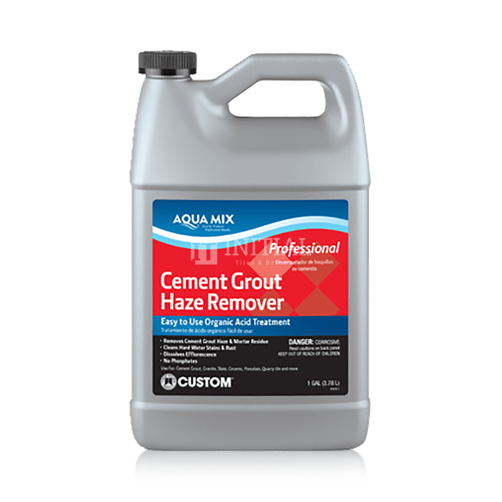Aqua Mix Cement Grout Haze Remover 946mL / 3.8L