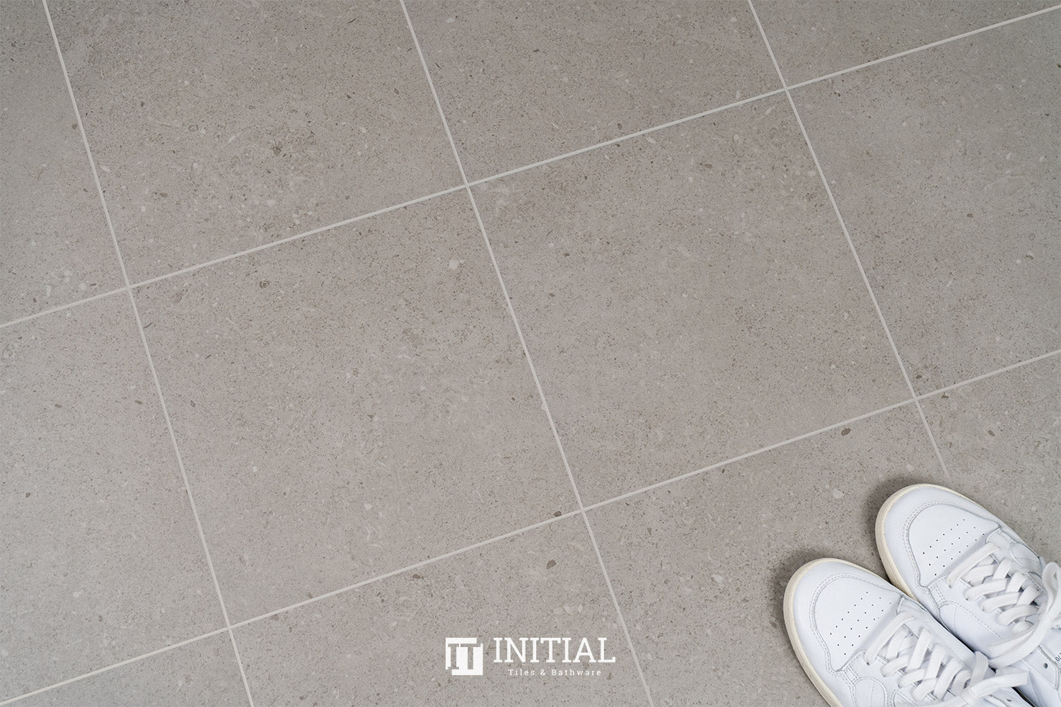 Concrete Look Tile Gaspari Light Grey Matt 300X300