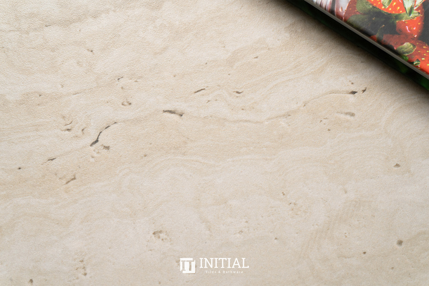 Travertine Look Tile Travertine Beige Matt 300X600