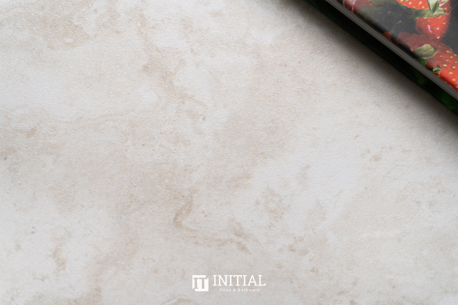 Travertine Look Tile Travertine White Matt 300X600