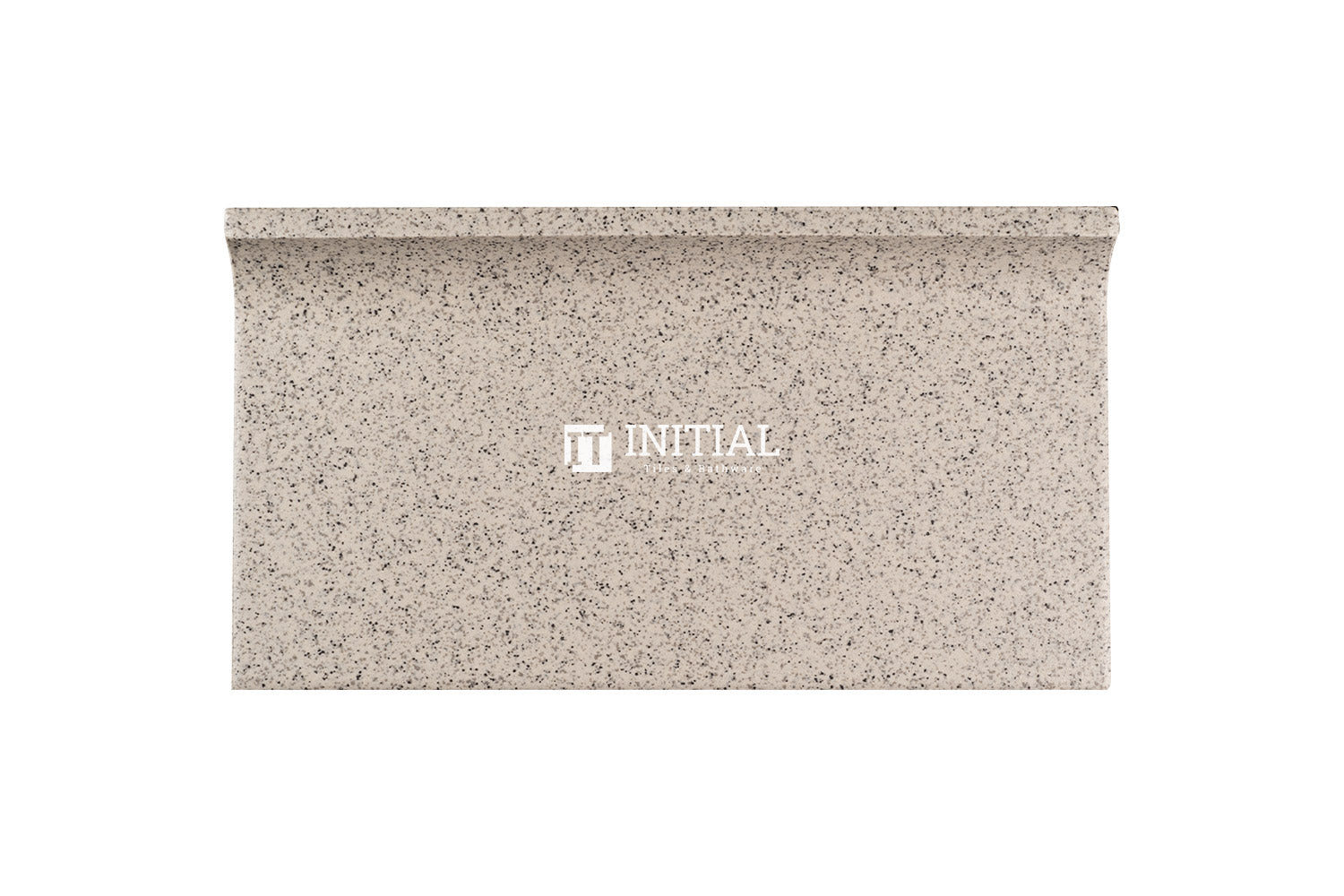 Commercial Dotti Light Grey Coving Tile 100X200