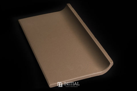 Commercial Uni Mink Coving Tile 100X200
