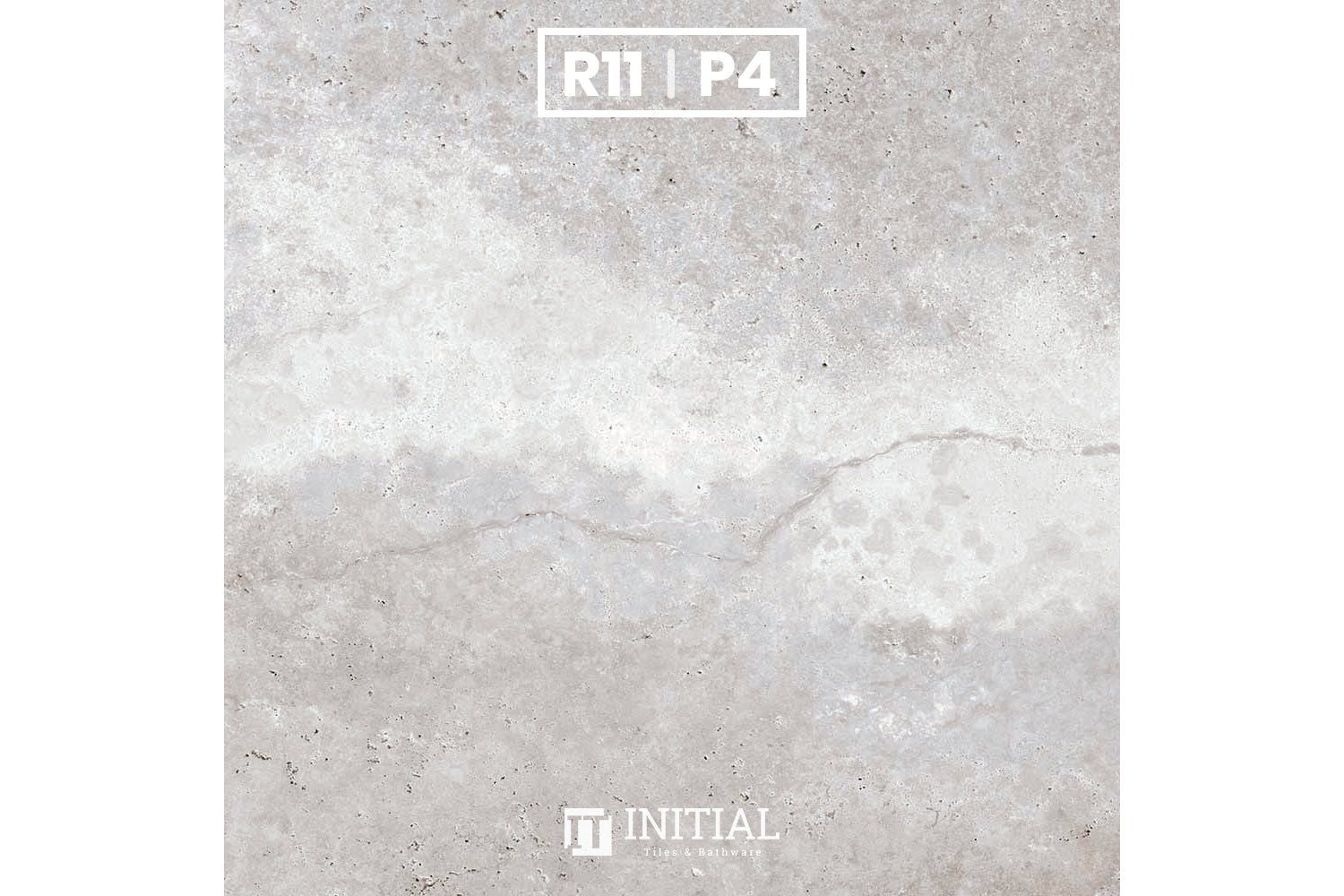 Outdoor Premium Porcelain Paver Travertine Grey 600X600X20