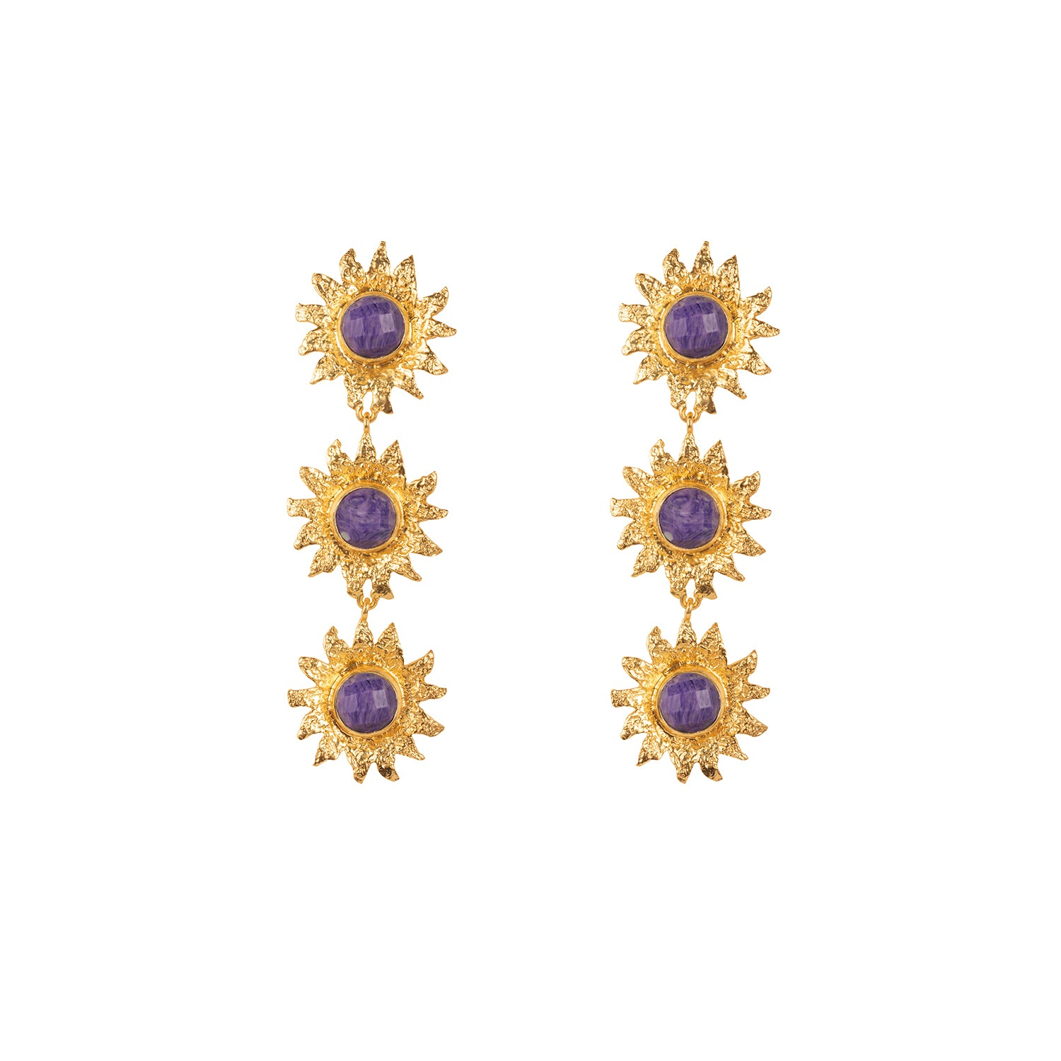Lei II Earrings