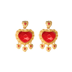 Dizzy Love Earrings
