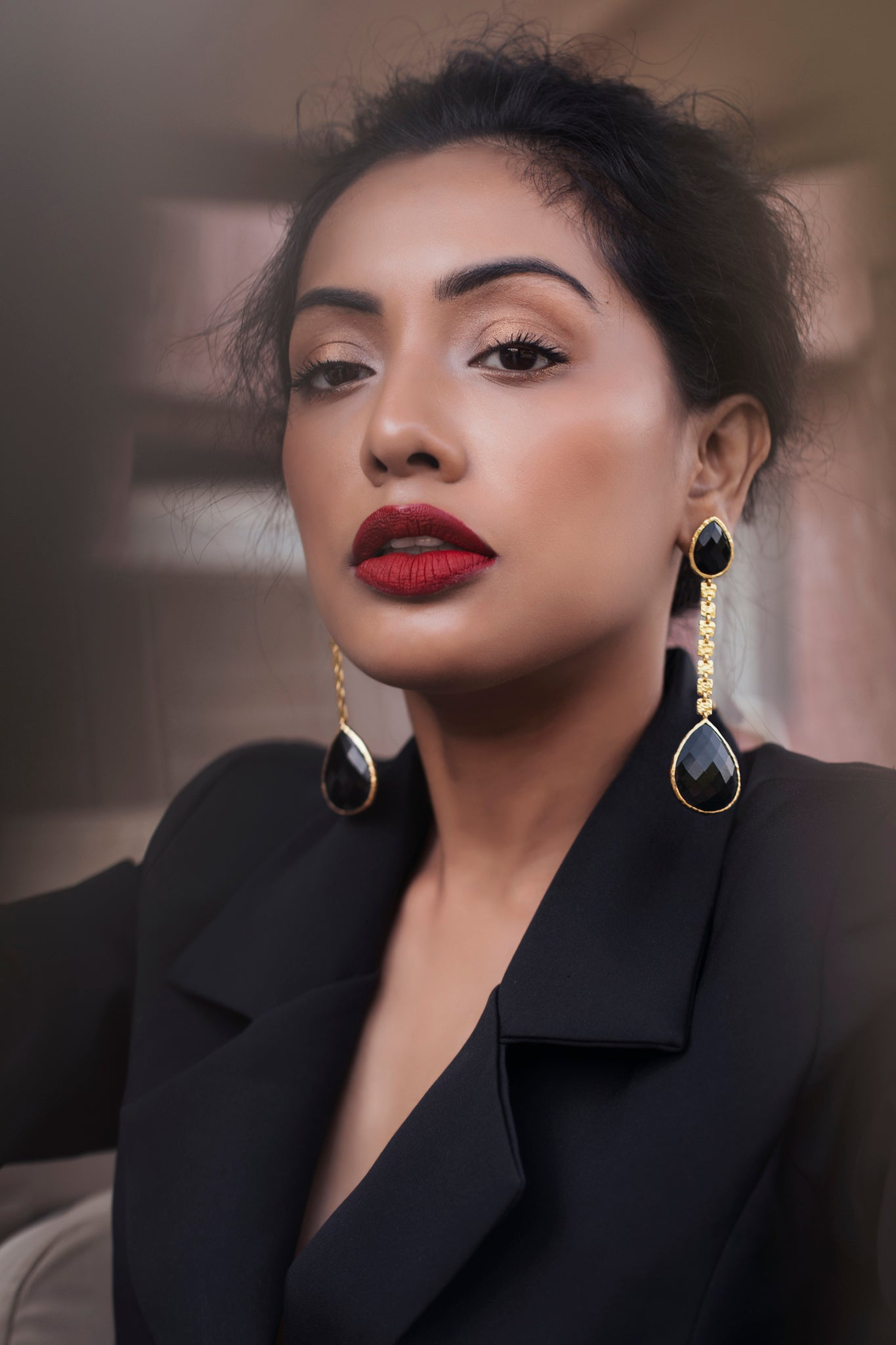 Huma Earrings