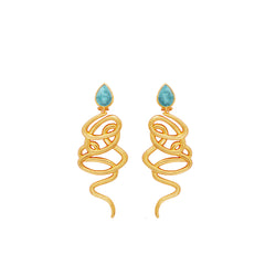 Queen Cleopatra Earrings