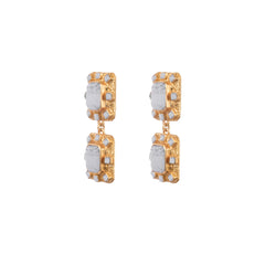 Reef Earrings Howlite (Pre-Order)
