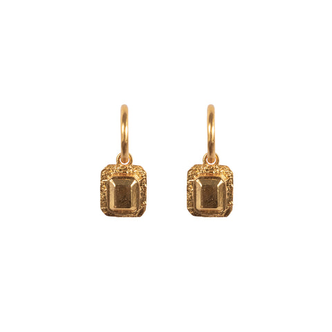 Breeze Earrings Gold (Pre-Order)