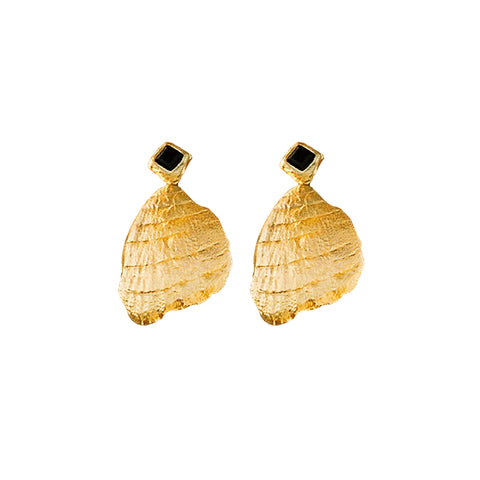Oyster Luxe Earrings