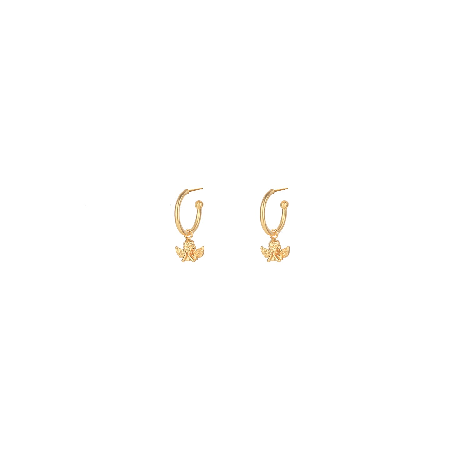Mini Angelique Hoops (PRE-ORDER)