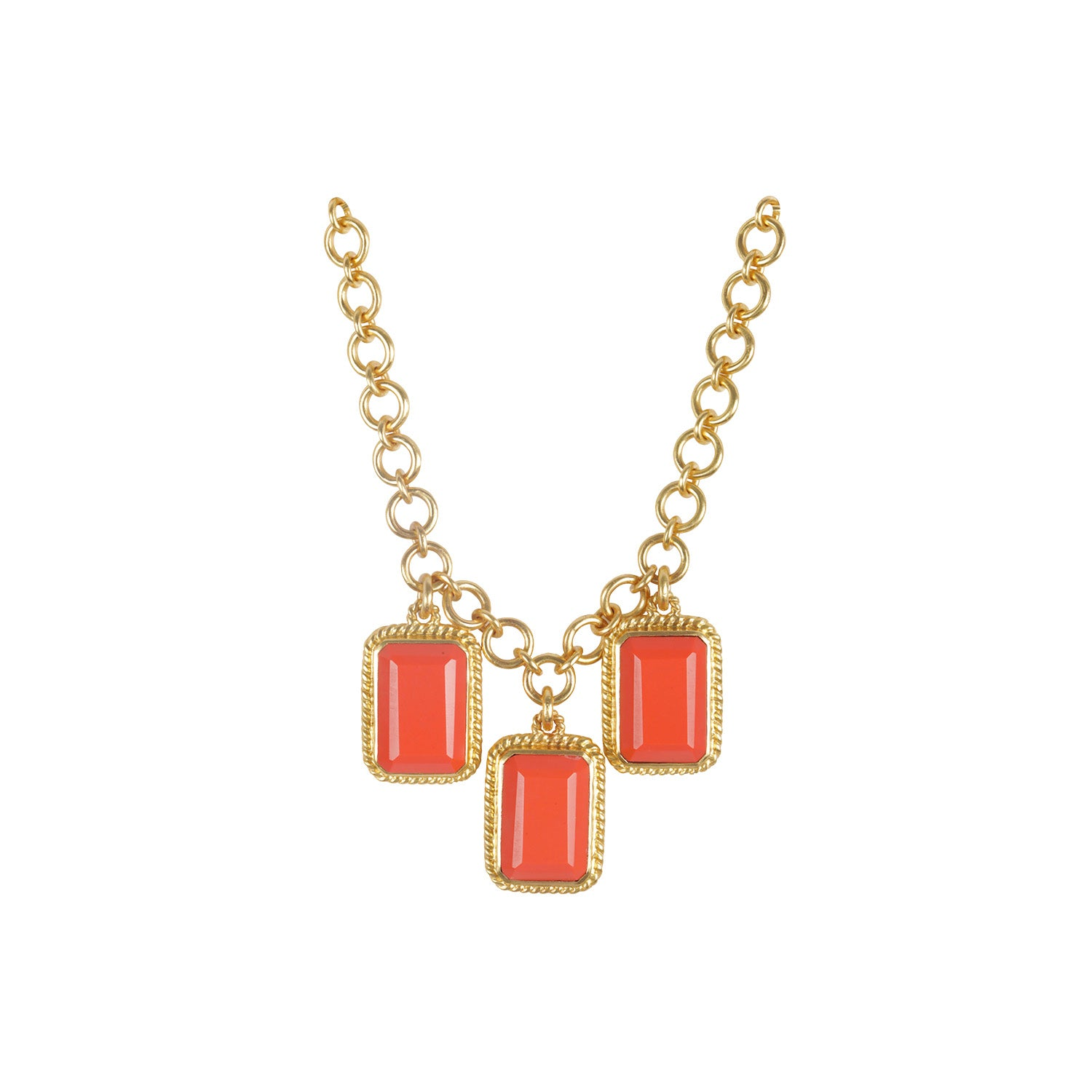 Odyssey Necklace Coral (Pre-Order)