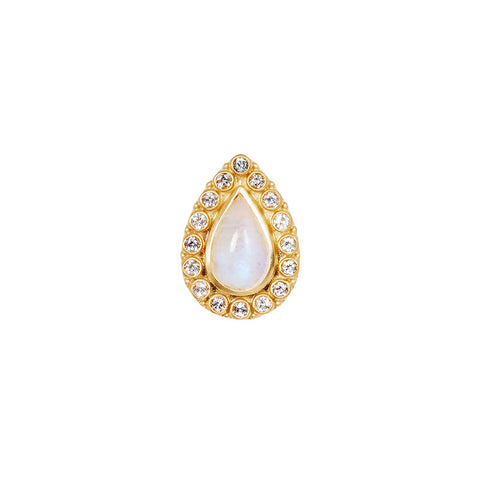Natali Ring in Moonstone