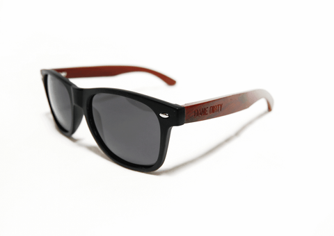 ROSEWOOD BLACK SUNNIES