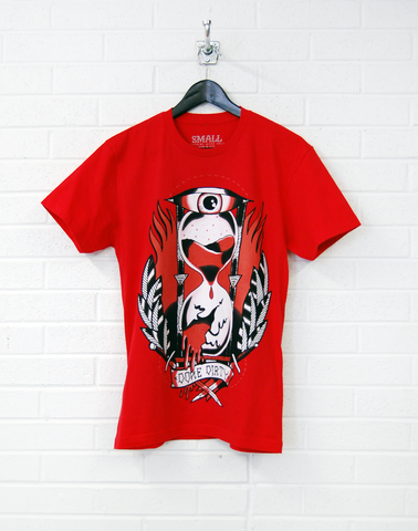 Red Death Hour Tee