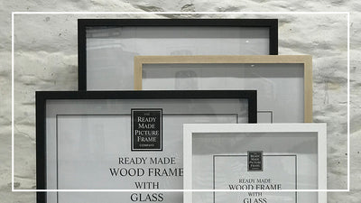 shop: ready made frames
