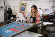 CMYK Screen Printing - Two Day Workshop