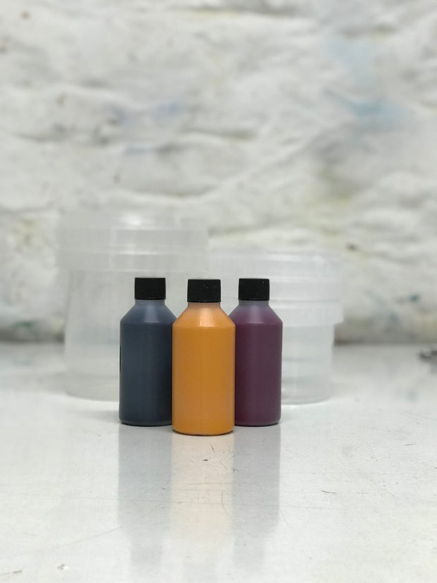 Colour Concentrated Ink Pigments