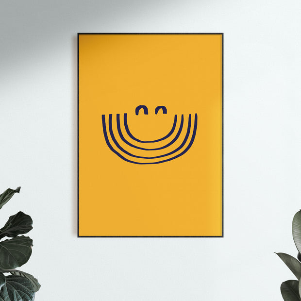 'Keep Smiling' by Whacko Chacko
