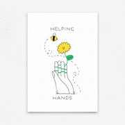 'Helping Hands' by Holly St Clair