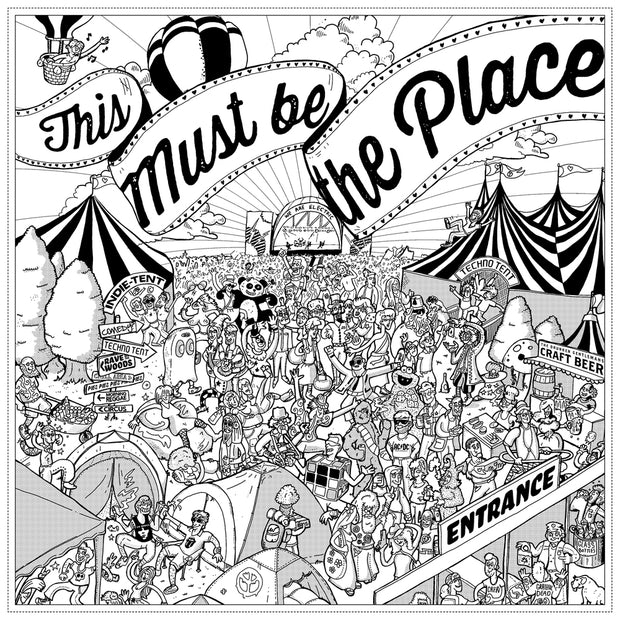 This Must Be The Place by Eric Greene