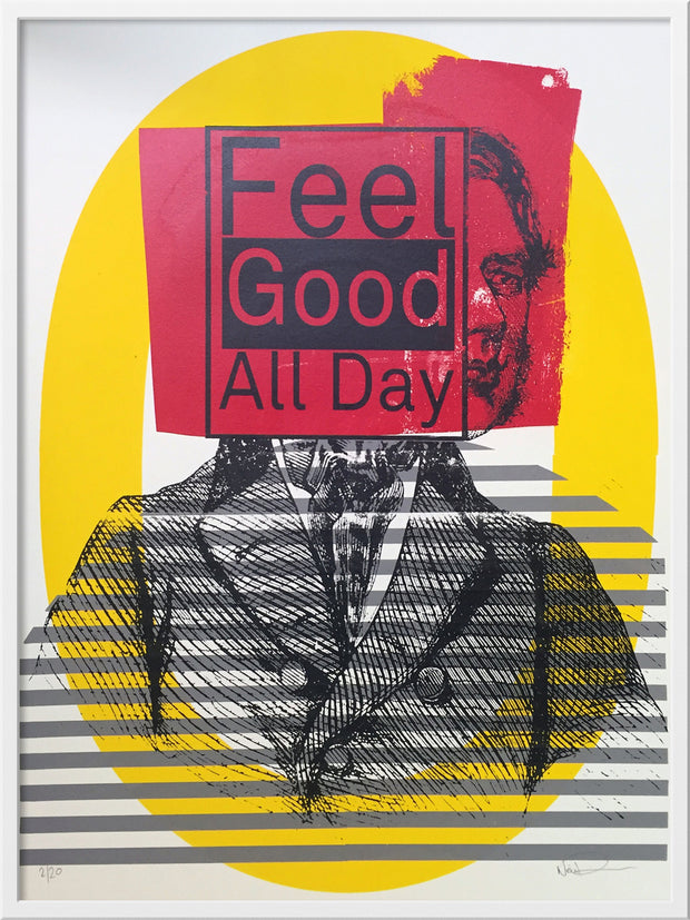 """Feel Good All Day"" by Neil Dunne"