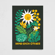 'Mind Each Other' by Fuchsia Macaree