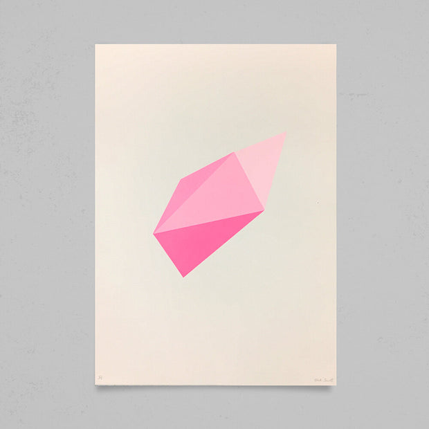 False Object, Pink  by Jack Barrett