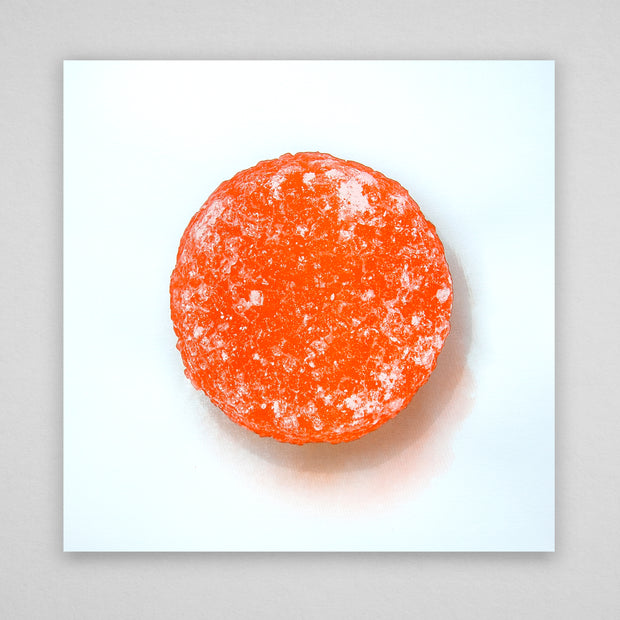 'Pastille' (Orange) by Alastair Keady