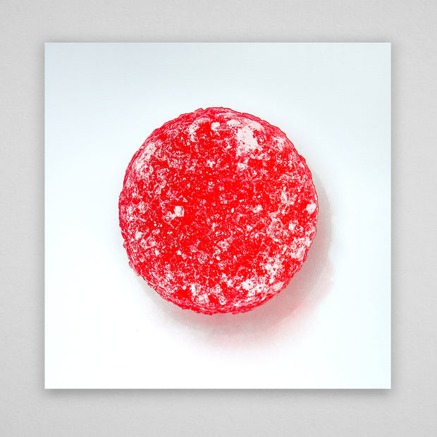 'Pastille' (Red) by Alastair Keady