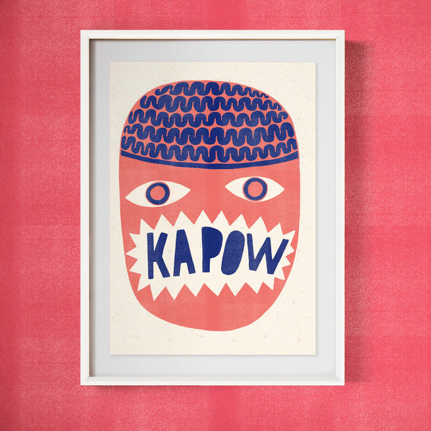 Kapow by David Shillinglaw