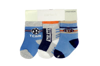 BABY SOCKS PK3 CARTERS