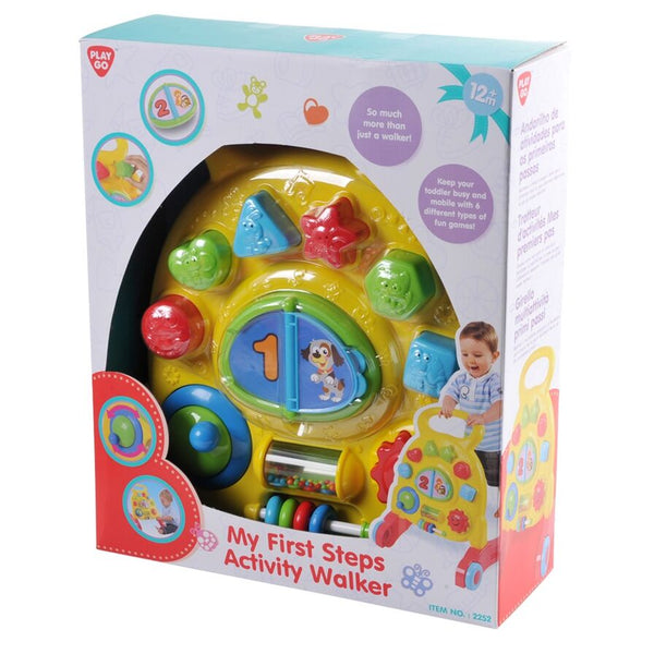 MY FIRST STEPS ACTIVITY WALKER - 2252