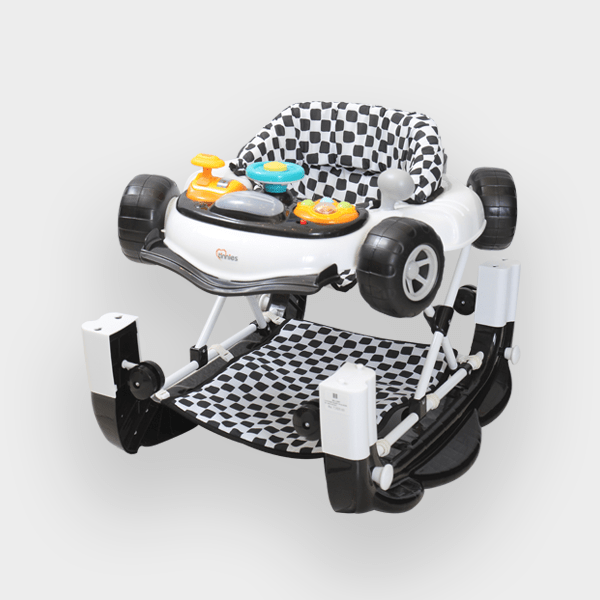 TINNIES BABY WALKER W / ROCKING - BG-1207
